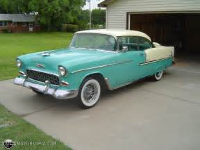 1955 chevrolet bel air sport coupe for sale id 12848