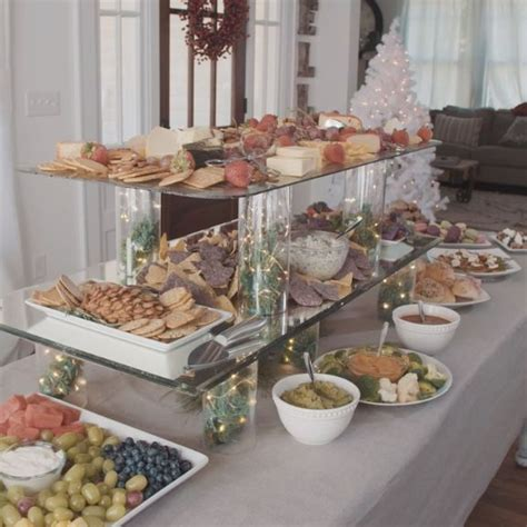 Catering Buffet Table Setup 1000 Ideas About Catering Buffet On Buffet