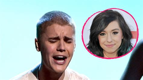christina grimmie breaking news and photos just jared jr emotional wie nie justin bieber singt f 252 r christina