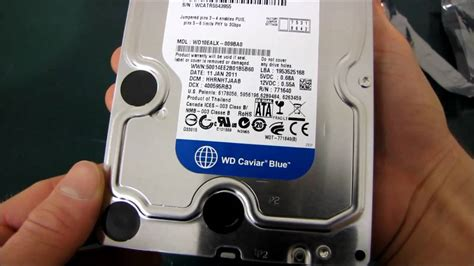 Wdc Purple 6tb 64mb Sata3 7200 Rpm For Cctv Wd60purx western digital blue 1tb sata3 6gb s drive unboxing
