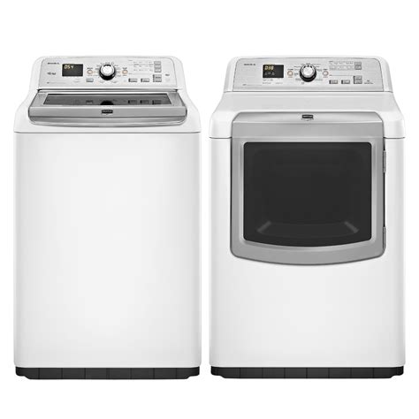 maytag mvwb880bw 4 8 cu ft bravos xl 174 high efficiency - Maytag Bravos Xl