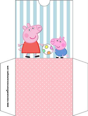 Cases Cddvd Baby Papercraft Peppa Pig Free Printables Is It For Is It Free
