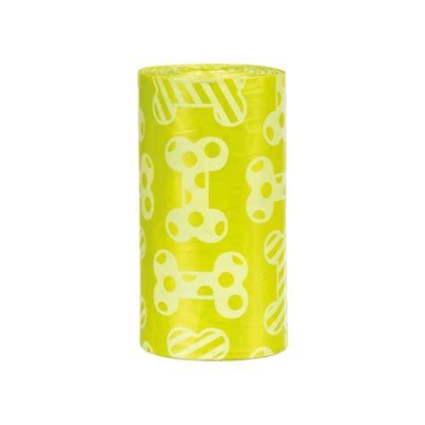 sacs ramasse crottes parfum citron sacs ramasse crotte pour chien trixie wanimo