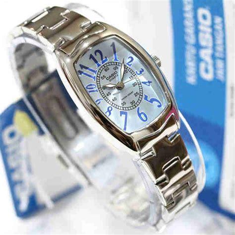Jam Tangan Casio Ltp 1208d jam tangan casio wanita ltp 1208d rantai original