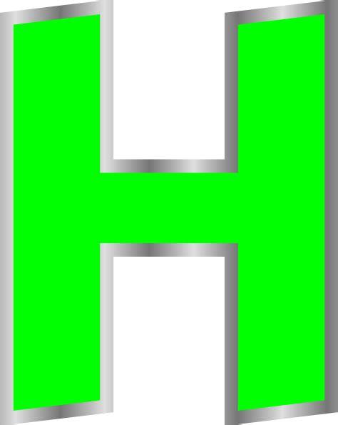 h clipart huruf h clip at clker vector clip