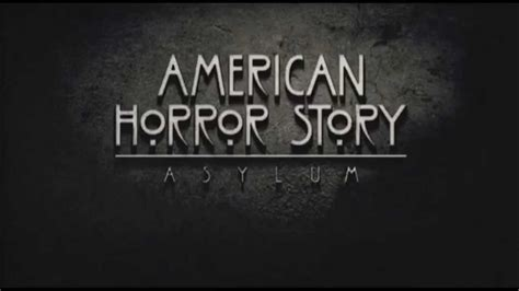 theme song american horror story american horror story asylum theme music hq youtube
