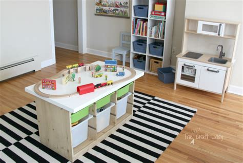 craft table with storage ikea craft room storage projects diy projects craft ideas how