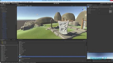 unity tutorial skybox unity 5 intro to skybox and realtime global illumination