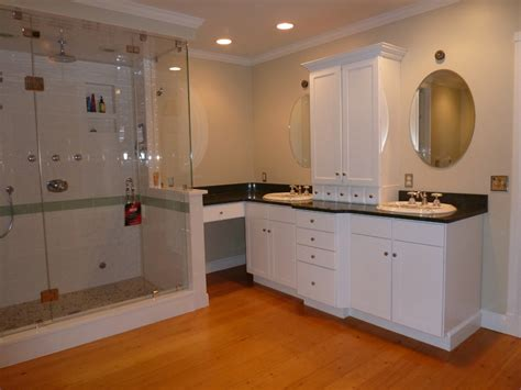 Countertop Cabinet Bathroom by Countertop Replacement Changes Your Kitchen And Bath