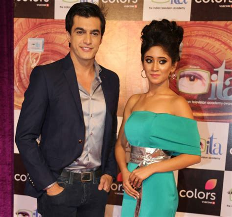 Polos St 3in1 Stelan Muslim 7 pictures of mohsin khan and shivangi joshi that show was always in the air