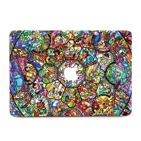 Apple Skins disney anime character macbook skin decal