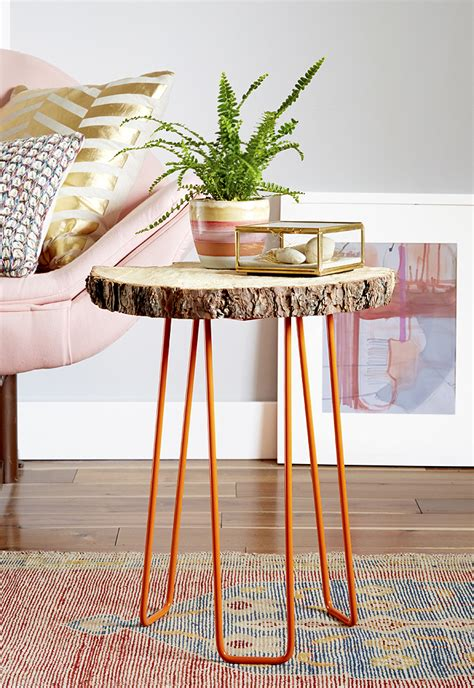 diy side table 15 beautiful cheap diy coffee table ideas