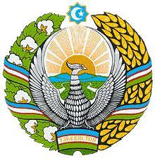 national country symbols of uzbekistan   national country
