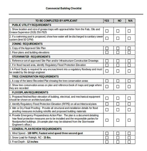 35 Checklist Templates Free Sle Exle Format Check Template For Word