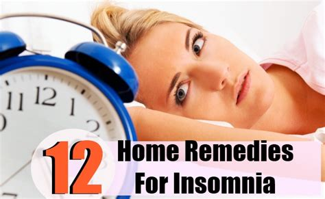 insomnia home remedies opensourcehealth
