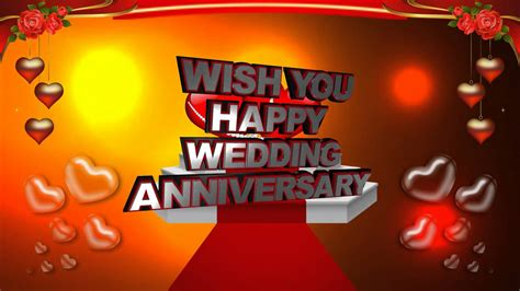 Wedding Anniversary Animated Images by Happy Anniversary Greetings Wedding Anniversary Animation