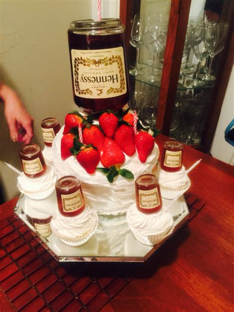 hennessy cake by party ideas pinterest cake