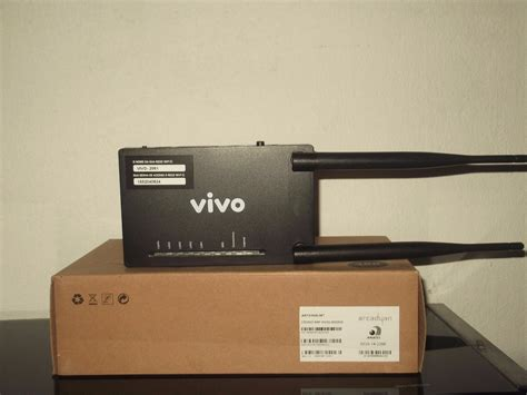 Antena Wifi Speedy modem roteador wifi vivo speedy 2 antenas 300mbps at 233