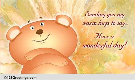 warm hugs  encouragement  encouragement ecards