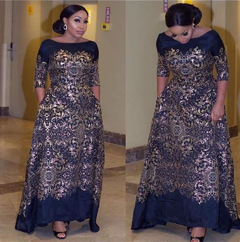 latest nigeria gown style beautiful long gown styles for wedding guests