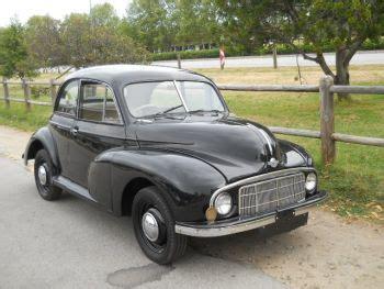 Classic Interior 1949 Morris Minor 2 Door 918 Cc Sold 2016