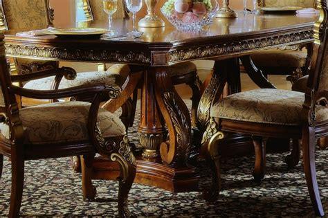 pulaski royale pedestal dining collection d575230