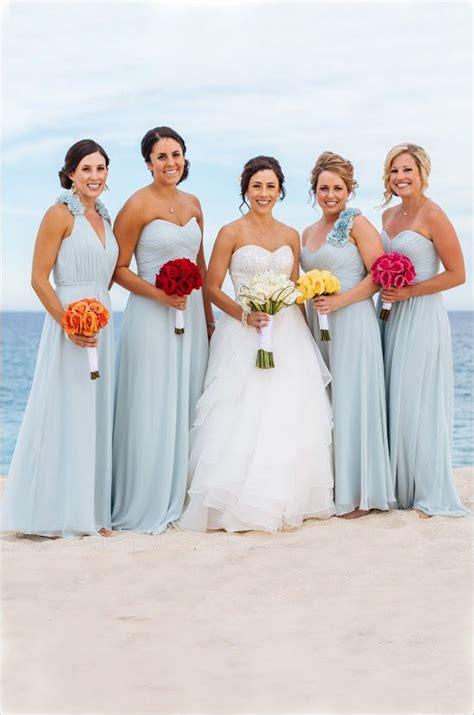 Dress Moshi Moshi moshi moshi photography wedding light blue bridesmaid
