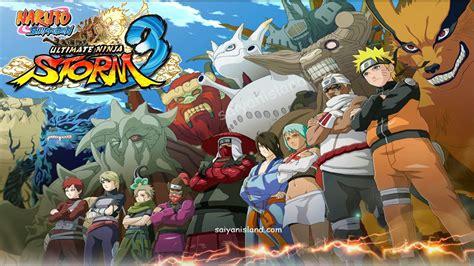 download games naruto full version pc naruto shippuden ultimate ninja storm 3 pc game download