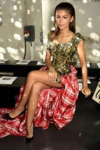 Fashion Week Day 3 Up by Zendaya In 23 Gotceleb