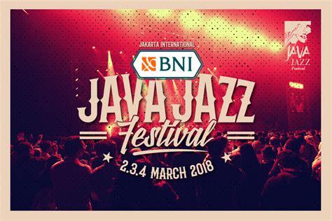 Tiket Java Jazz 2018 java festival production jfp ticketing system