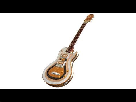 solidworks tutorial how to make guitar solidworks re tutorial 221 electric guitar complete clip