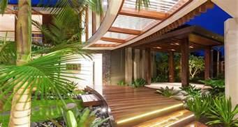 Home Architecture Plans Tropical House Chris Clout Design