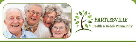 bartlesville health and rehab
