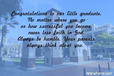 Certification Congratulation Letter Graduation Quotes For Daughters From Parents Quotesgram