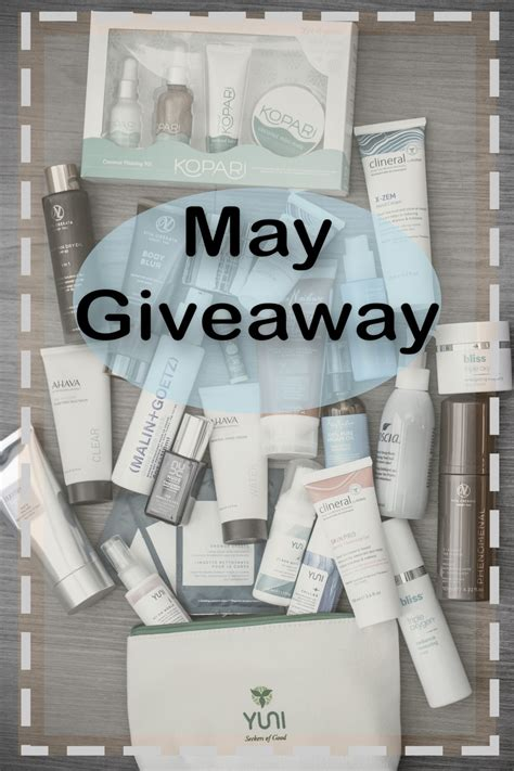 Beauty Products Giveaway - new beauty products giveaway serein wu