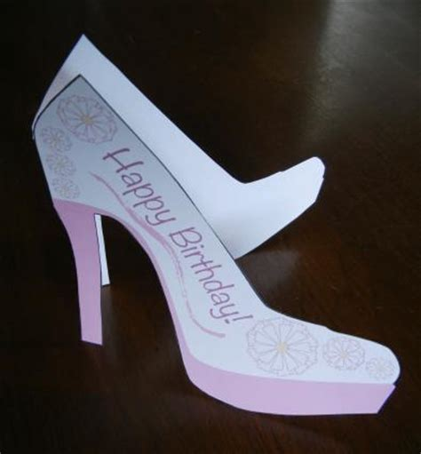 Shoes Com Gift Card - free card making templates