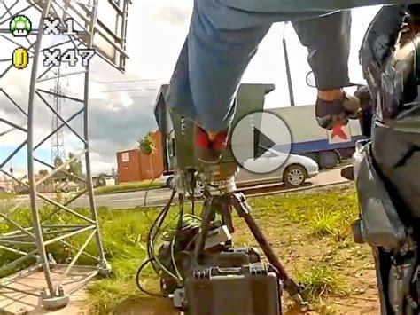 Motorrad Blitzer by Br 252 Ller Motorrad Blitzer Spiel Wie Geil Ist Das Denn