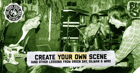 Build Your Own Mba by Create Your Own And Other Lessons From Green Day
