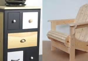 fabriquer ses meubles esprit cabane
