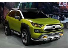 2018 Toyota New Consept Car
