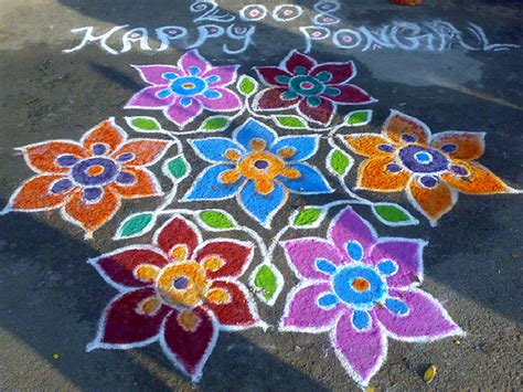 themes for technical rangoli inatech blog chennai closes for pongal