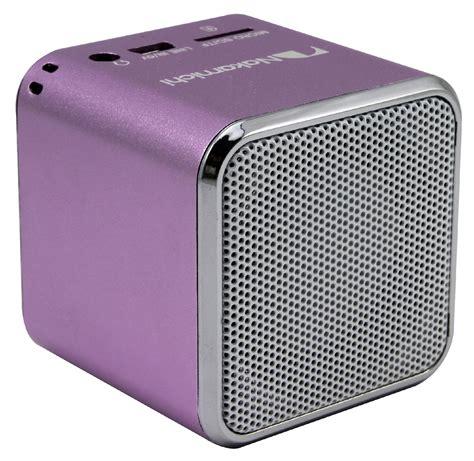 Speaker Mini Nakamichi nakamichi mi01 mini speaker purple