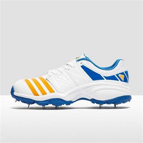 brand deals adidas howzat fs ii cricket shoes ss17 white adidas shoes sale