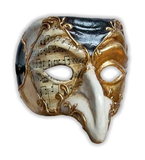 masque v 233 nitien zanni pulcinella musica mask shop