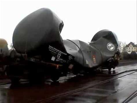 railroad tank car vacuum implosion youtube