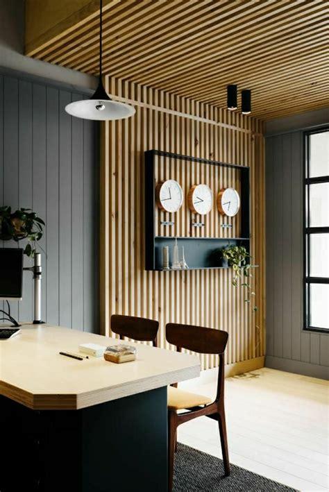 café bureau wandverkleidung aus holz 95 fantastische design ideen