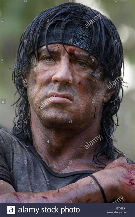 Sylvester Stallone In Rambo 4 by Rambo Also Known As Rambo Iv Rambo Or Rambo The