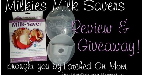 M U R A H Milkies Milk Saver latched on milkies milk saver review giveaway