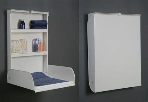 Wall Hanging Changing Table Creative Wall Mounted Baby Changing Tables 4 Home Design Garden Architecture Magazine
