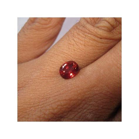 Cincin Almandite Garnet jual batu garnet 1 79 carat asli alami dengan harga promo